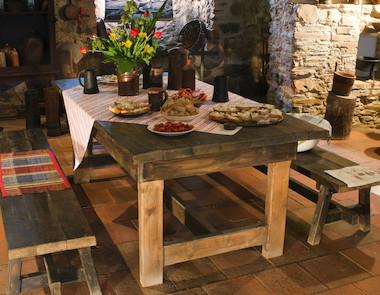 Kuchnia W Stylu Wiejskim Aranżacja Wnętrz Meblepl