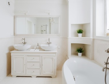 Jaki Rozmiar Lustra Do łazienki Aranżacja Wnętrz Meblepl