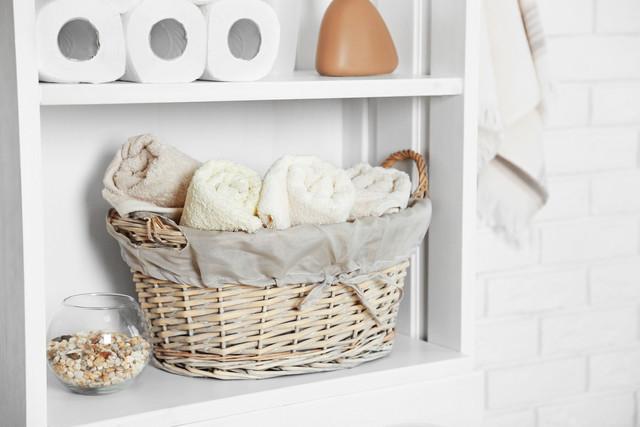 5 Pomysłów Na Porządek W łazience Akcesoria Meblepl
