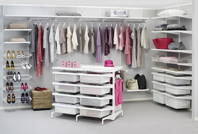 Garderoba Elfa Gotowe Rozwiązania Do Przechowywania Ubrań