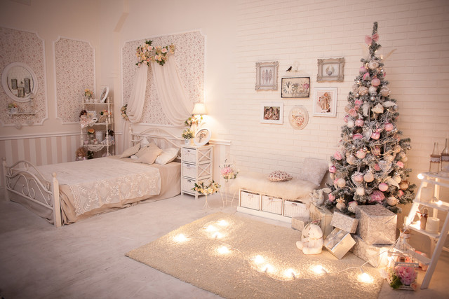 świąteczna Sypialnia 4 Cudowne Inspiracje Aranżacja