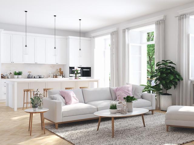 Kuchnia Z Salonem Jak Urządzić Pomieszczenie I Umownie