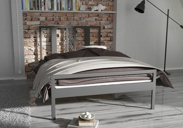 łóżko Metalowe Czyli Surowa Elegancja Zawsze Na Czasie