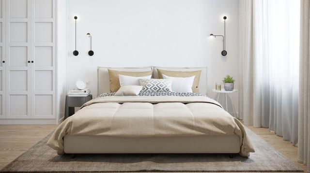 Sypialnia W Stylu Skandynawskim Postaw Na Minimalistyczne