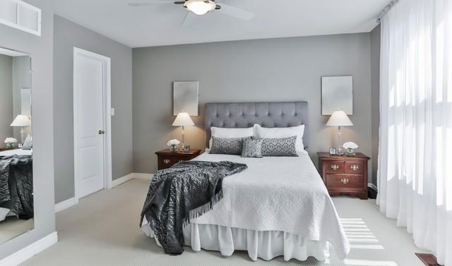 Sypialnia W Stylu Nowojorskim Spełnienie Marzeń Z