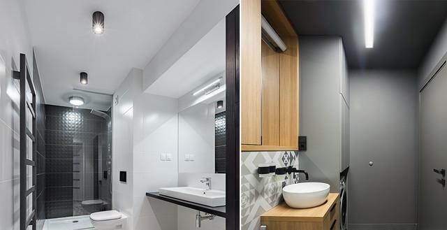 Oświetlenie Sufitowe Do łazienki Na Co Się Zdecydować