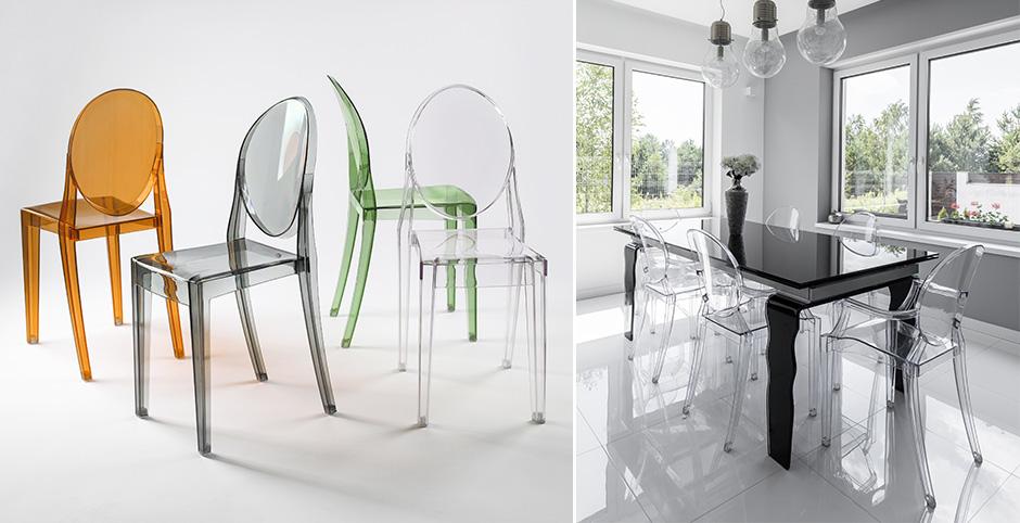 стулья кьявари прозрачные