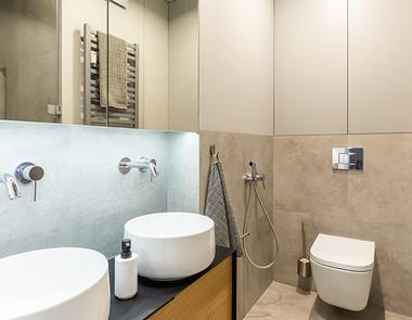 łazienka 5m2 Jak Z Pomysłem Wykorzystać Całą Przestrzeń