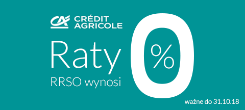 Credit Agricole - Raty 0%